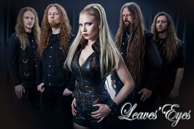 LEAVES' EYES Parts Ways With Singer LIV KRISTINE, Announces Replacement