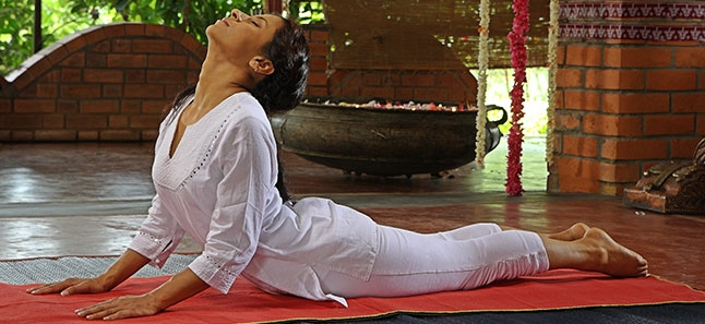 cobra pose bhujangasana healthtopical