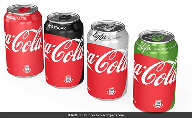 Coca-Cola To put off food regimen Coke's distinctive Silver Can – As weight loss program Soda sales continue to slide