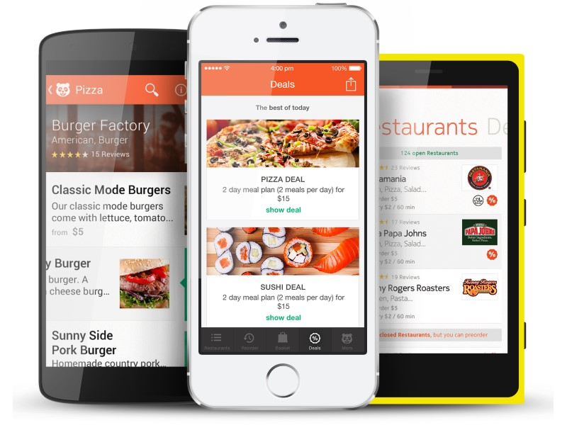 Foodpanda Says Automated Order Flow, Eyes Profits in 3 Years