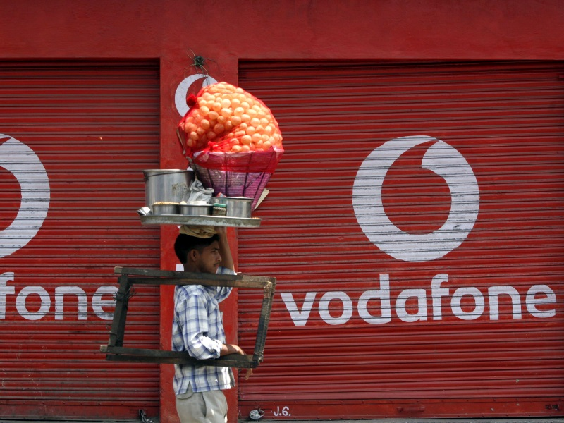 Vodafone India Eyes More Spectrum to Increase Network