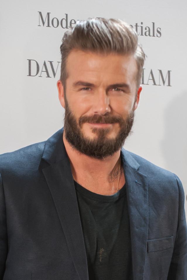 David Beckham Presents Modern Essentials Collection By HM