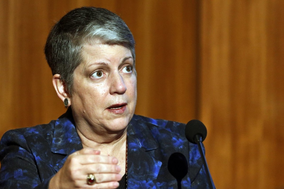 UC President Janet Napolitano Undergoing Cancer Treatment