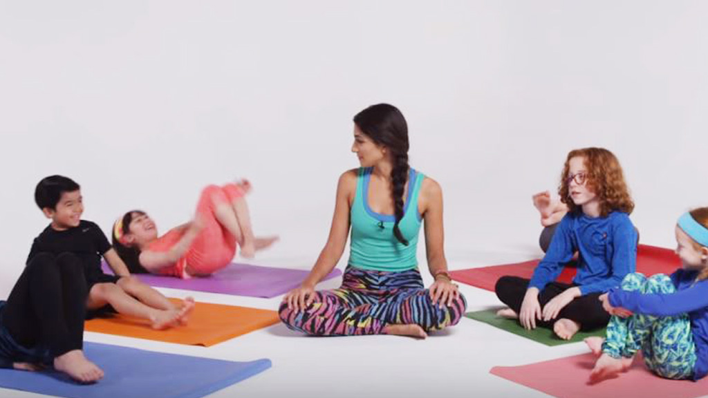 Kids Guess Yoga Poses Just Hearing The Names Healthtopical