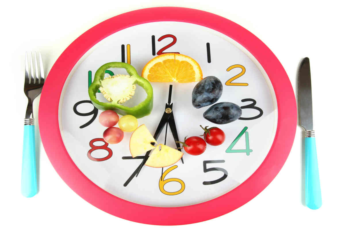 A Diet Chart Comprises Of 5 Small Meals In Day